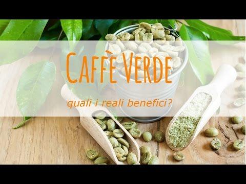 Caffè verde, quali i reali benefici?