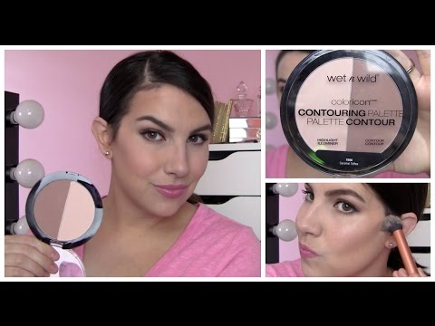 Wet n Wild Color Icon Contouring Palette Review