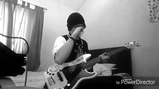 Blink 182 - Violence (bass Cover)