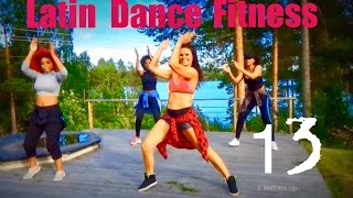 Latin Dance Fitness Class 13 -High Energy!