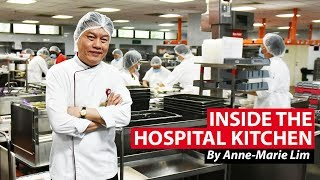 Inside the Tan Tock Seng Hospital Kitchen: Operation Feed The Sick | CNA Insider