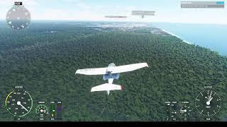 Playa del Carmen HD - Microsoft Flight Simulator 2020