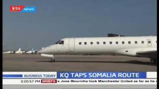 Kenya Airways makes test flight to Mogadishu