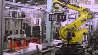 Batteries voitures électrique : la fabrication chez Nissan