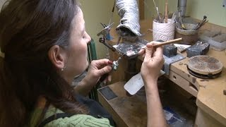 Common Ground 111 - Stone Sculptor, Jewerly artist, Rock Collecting
