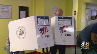New York State Kicks Off First Ever Early Voting Period On Saturday