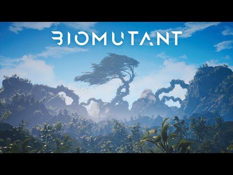 Explanation Trailer de Biomutant