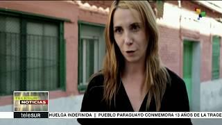 Información para la televisión hispanoamericana sobre la iniciativa internacional #SalvaPeironcely 1