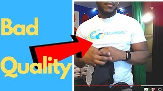 VistaPrint Review 2019   100% MUST WATCH Before Your ORDER Anything   Unboxing & Full Review