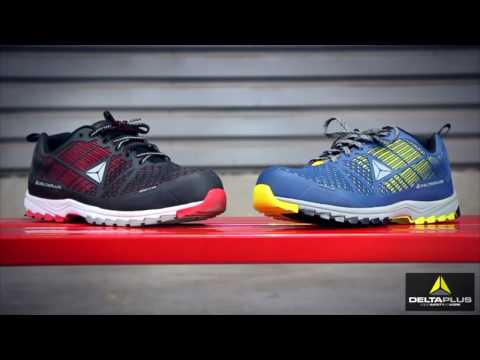 Delta Sport S1P safety shoes