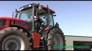 Mechaman tests Terrion ATM 3180 tractor