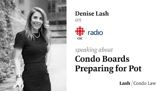 Condo Boards Preparing for Pot