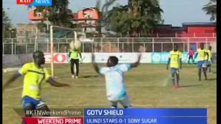 Ulinzi knocked out of GOTV shield