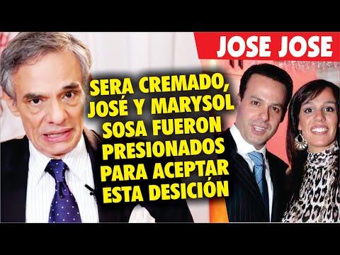 Jose Josesera C R E M A D Oy sus hijos presionados tuvieron que aceptar la decisión