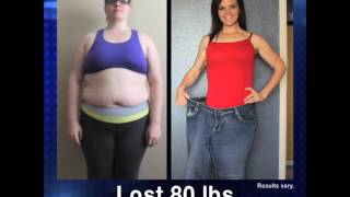 Rachael Lost 80 Lbs. With The Beachbody Challenge