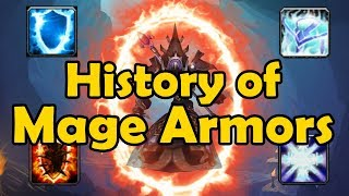 The History of All 4 Mage Armors (Vanilla WoW to Legion)