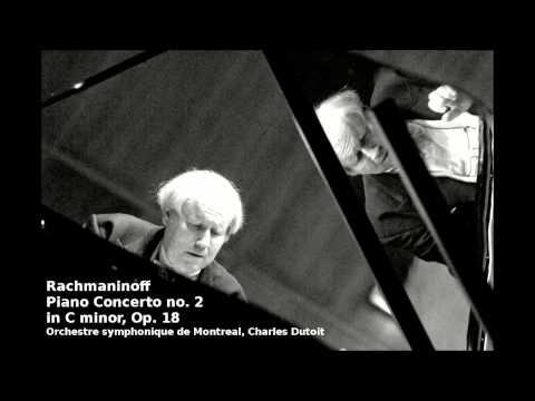 Rachmaninoff, Piano Concerto No. 2, Grigory Sokolov
