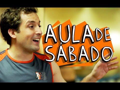 AULA DE SÁBADO