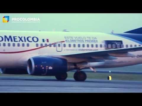 Llega nueva frecuencia de Aeroméxico a Medellín