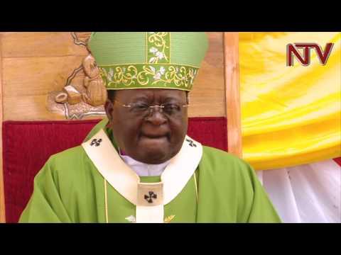 Catholic church celebrates 140 years in Uganda