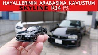 Hayallerimin Arabasına Kavuştum | Nissan Skyline R34 GT-R | Japonic