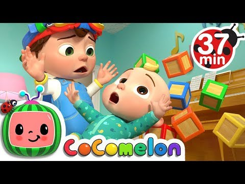 Sorry, Excuse Me Song | +More Nursery Rhymes & Kids Songs - CoCoMelon