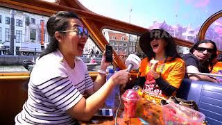 RUMPI - Ngerumpi Sambil Liburan Di Belanda Bersama Cast Si Doel The Movie (1/8/18) Part1