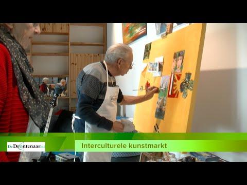 """Kunstraad en bibliotheek organiseren tweede interculturele kunstmarkt: """"Alles komt voorbij"""""""