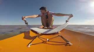 preview picture of video 'Coastal Rowing Montevideo - Escuela de Remo de Punta Carretas'