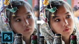 MISSED FOCUS? Save a Blurry Photo in Photoshop