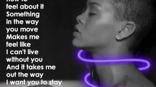 Rihanna   Stay Ft. Mikky Ekko ( Lyrics HD Quality )