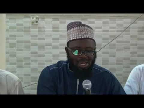 Morkaz Ahlis Sunnah Lec 1B  by Ustaz AbdulGaniy Jumah