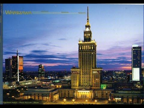 Варшава. Экскурсии по городу