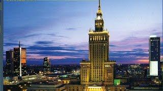Варшава. Экскурсии по городу. Warsaw. City Tour