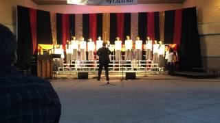 Sacred Hearts Academy Select Choir Queen's Prayer