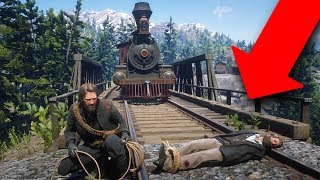 TROLLING WITH THE LASSO! *HILARIOUS!* | Red Dead Redemption 2 Outlaw Life #5