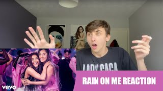LITTLE MONSTER REACTS TO RAIN ON ME BY LADY GAGA & ARIANA GRANDE