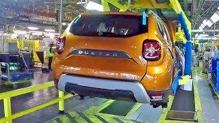 Dacia Duster (2018) PRODUCTION