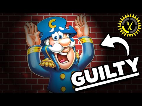 Food Theory: Captain Crunch is an IMPOSTOR! (Cap'n Crunch Cereal)