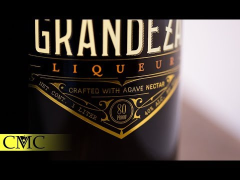 Grandeza Premium Orange Liqueur Unboxing and Review