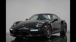 2018 Porsche 911 Turbo S - Walkaround in 4k