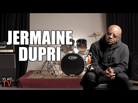 Jermaine Dupri: Usher's 'Confessions Part II ' Was Based On My Side Baby  (Part 3)