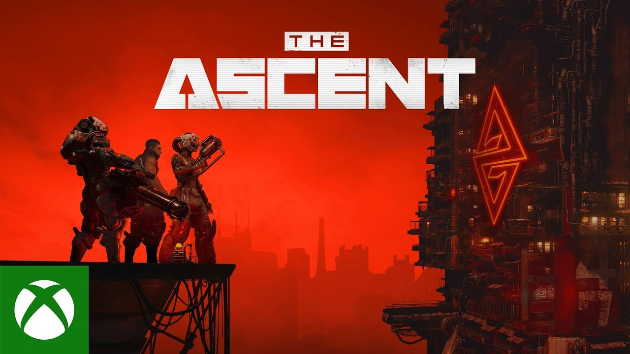 Трейлер игры Ascent, The
