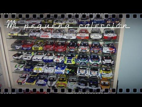 Mi pequeña colección de coches de slot