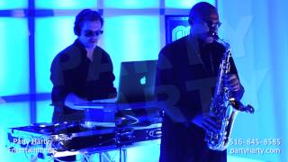 Party Harty Entertainment - DJ Chris & Marc Sax (View in HD)