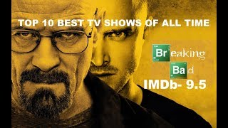 Top 10 Best Tv Series Of All Time (IMDB Rated)