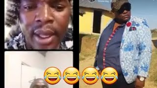 Ngizwe Mchunu funny video compilations😂😂😂