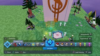 Disney Infinity 2.0 Toy Box Tutorial: Templates