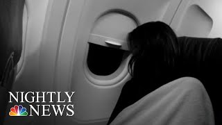 DOT Launching Task Force To Investigate In-Flight Sexual Assaults | NBC Nightly News