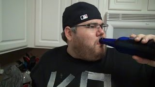 PICKLEBOY'S DRINKING BEER! (PRANK)